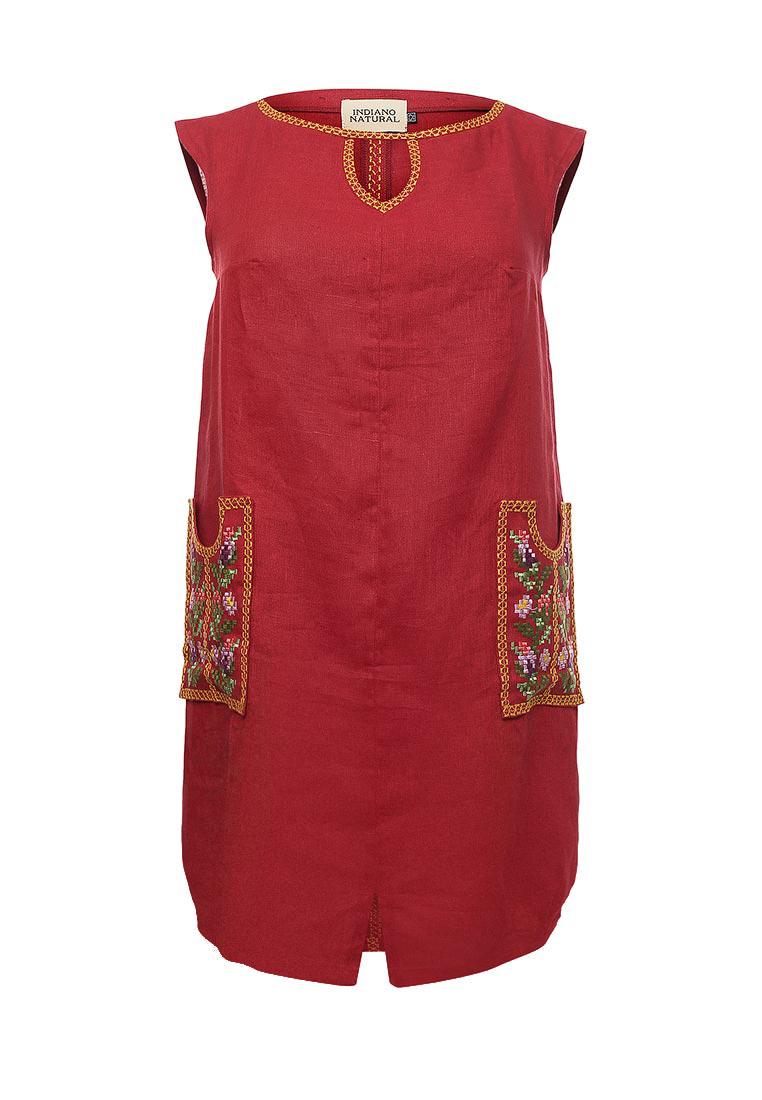 Летнее платье Indiano Natural 1422-1