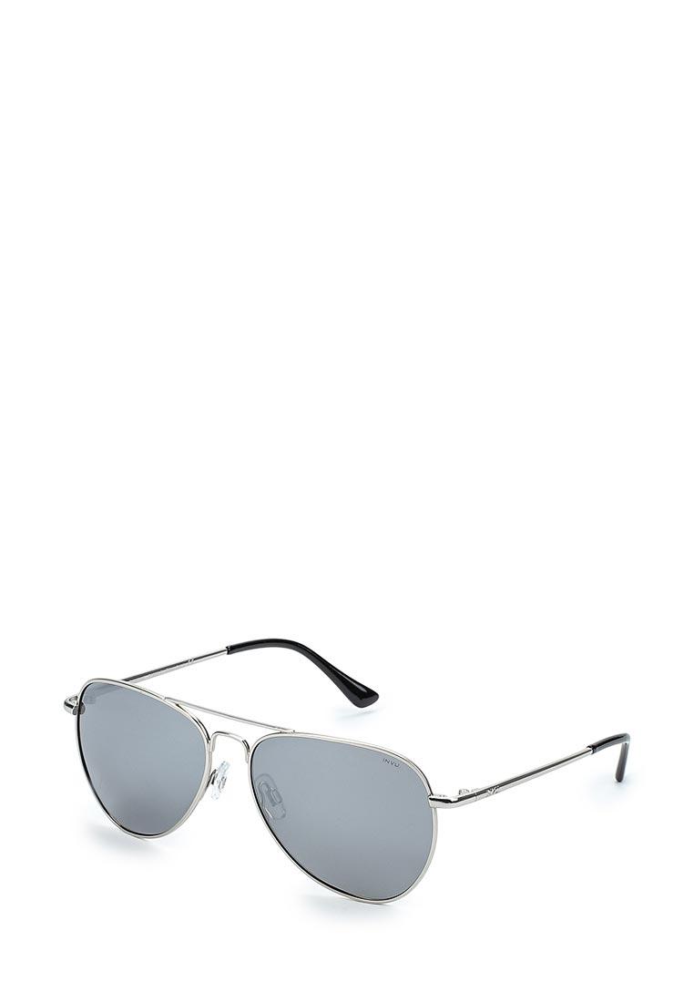 Мужские солнцезащитные очки Invu T1803C