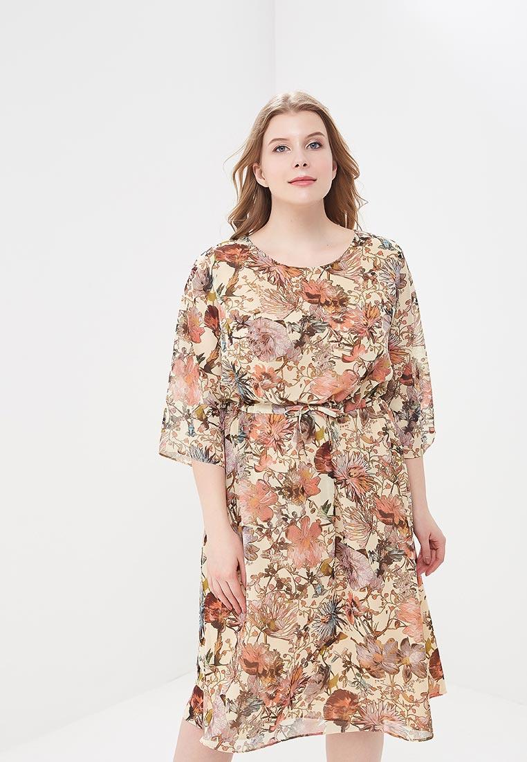 Платье-миди Интикома 417106