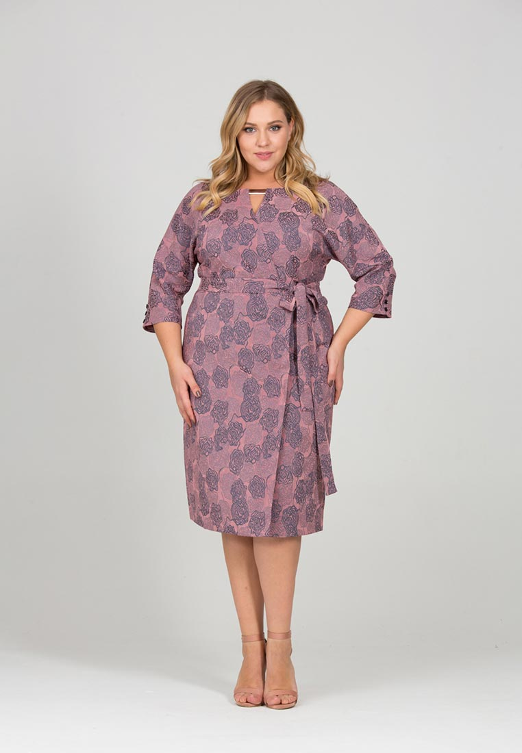 Летнее платье Интикома 417108