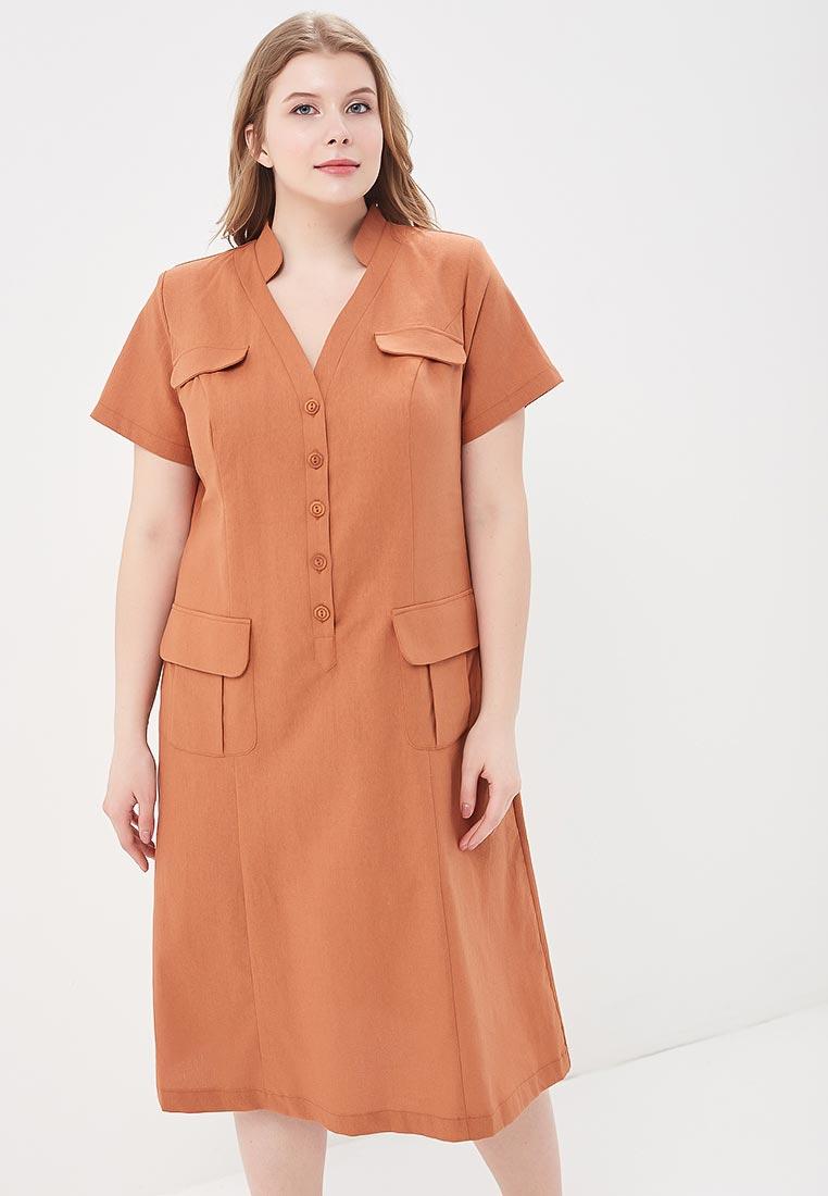 Платье-миди Интикома 417030