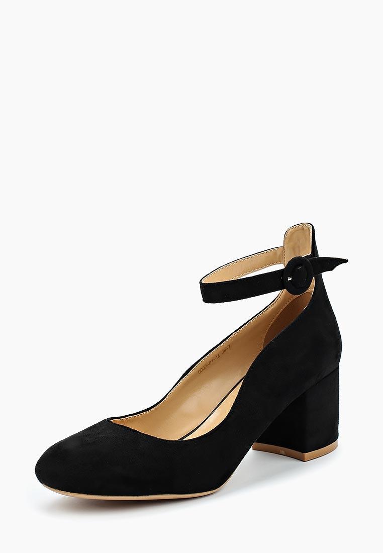 Женские туфли Inario (Инарио) 0002-01-1А