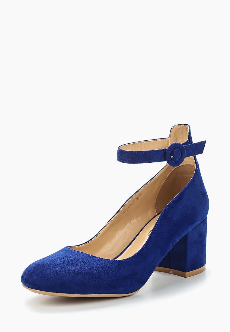 Женские туфли Inario (Инарио) 0002-01-8А