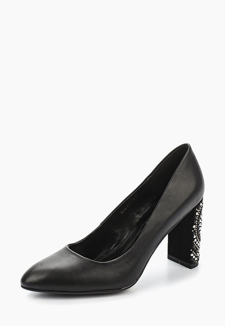 Женские туфли Inario (Инарио) 0042-01-1