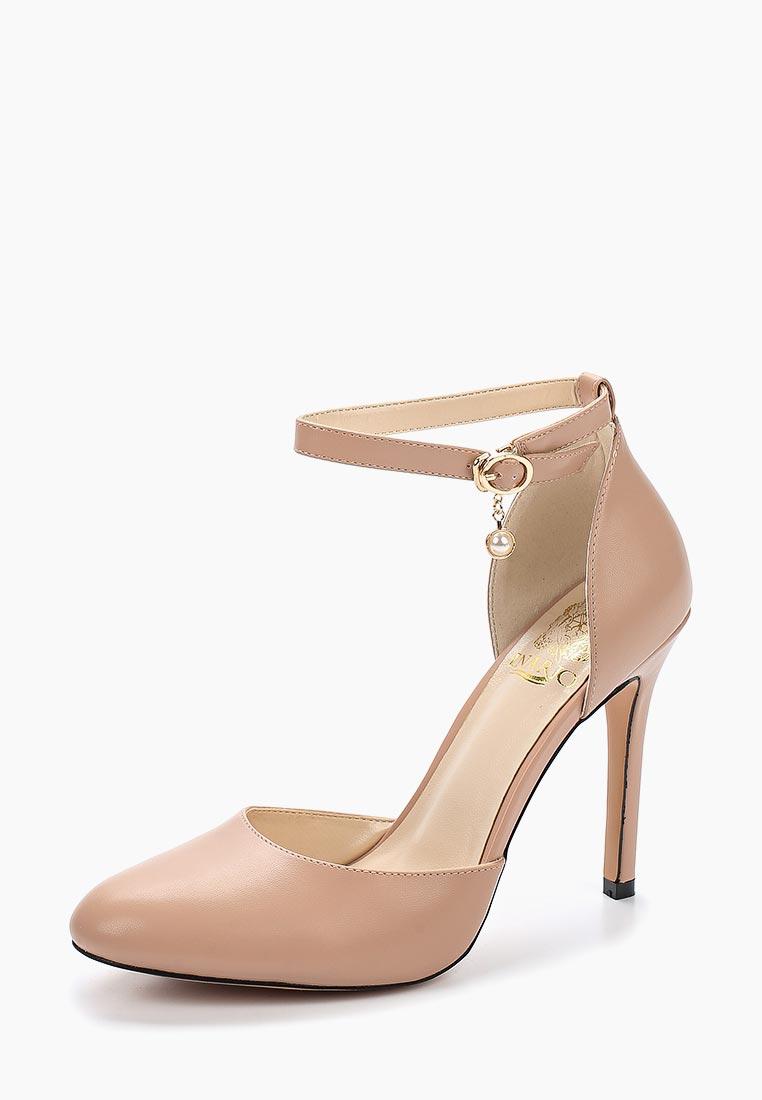Женские туфли Inario (Инарио) 0186-01-4