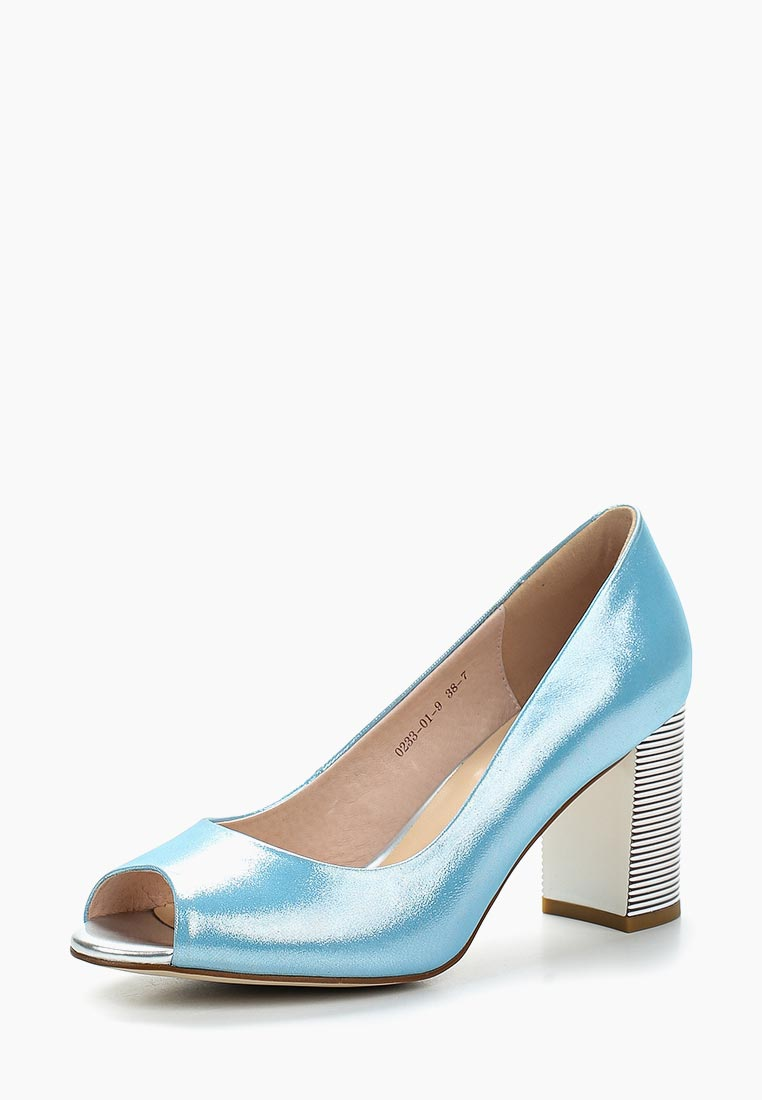 Женские туфли Inario (Инарио) 0233-01-9
