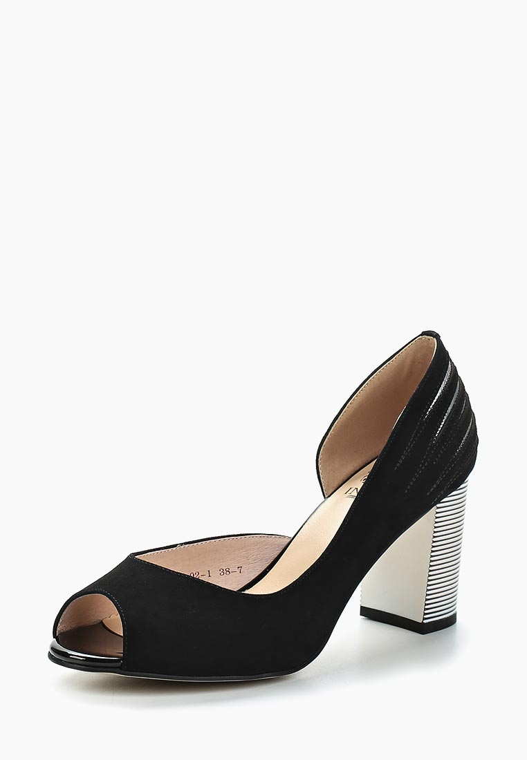 Женские туфли Inario (Инарио) 0233-02-1