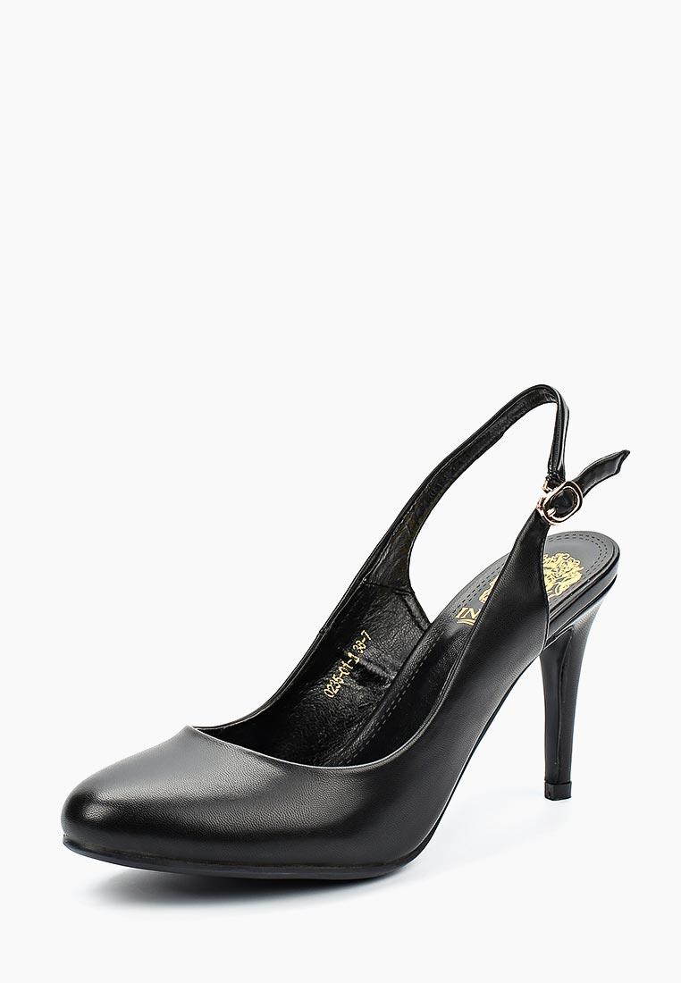 Женские туфли Inario (Инарио) 0235-01-1