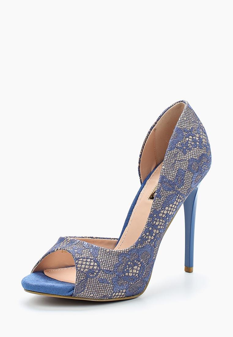 Женские туфли Inario (Инарио) 81007-01-9А