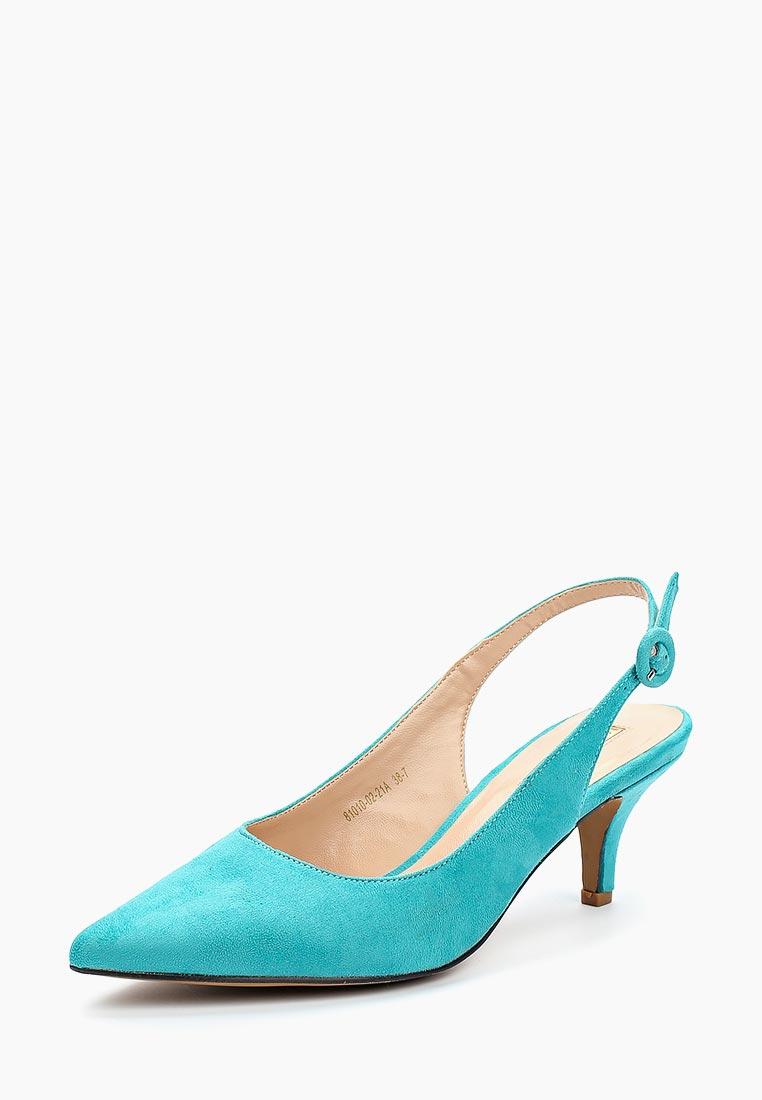 Женские туфли Inario (Инарио) 81010-02-21А