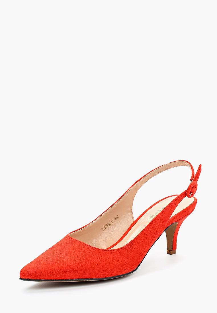 Женские туфли Inario (Инарио) 81010-02-5А