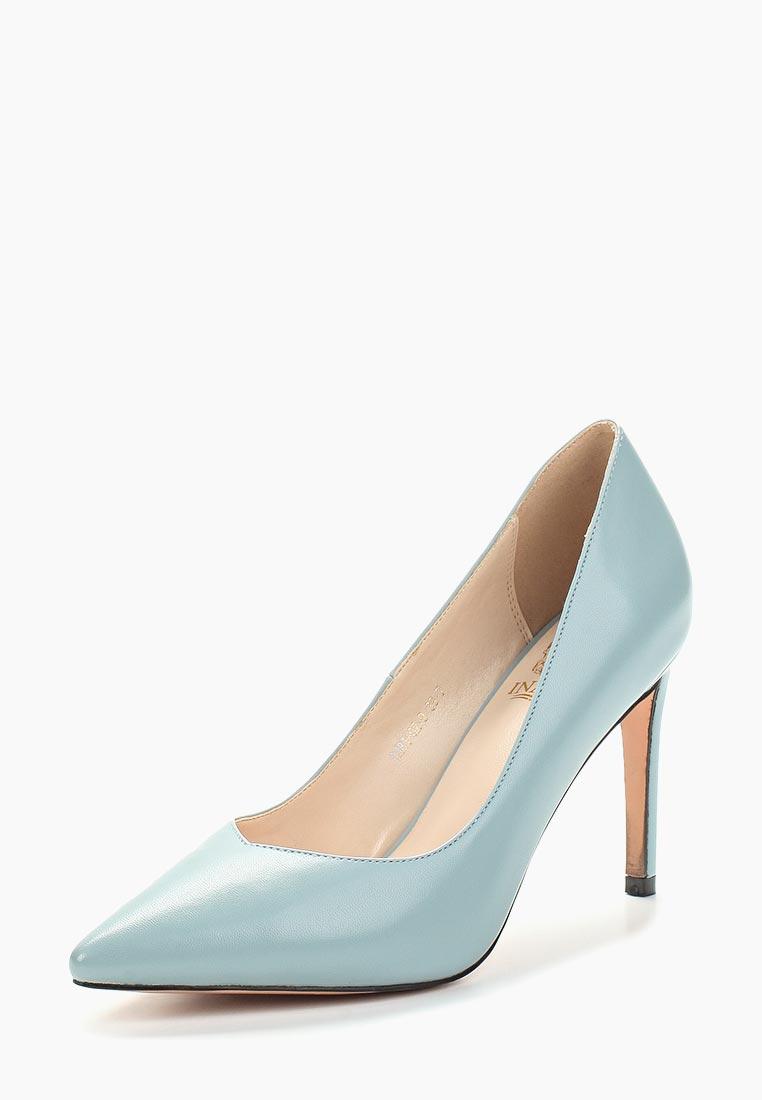 Женские туфли Inario (Инарио) 0181-02-9