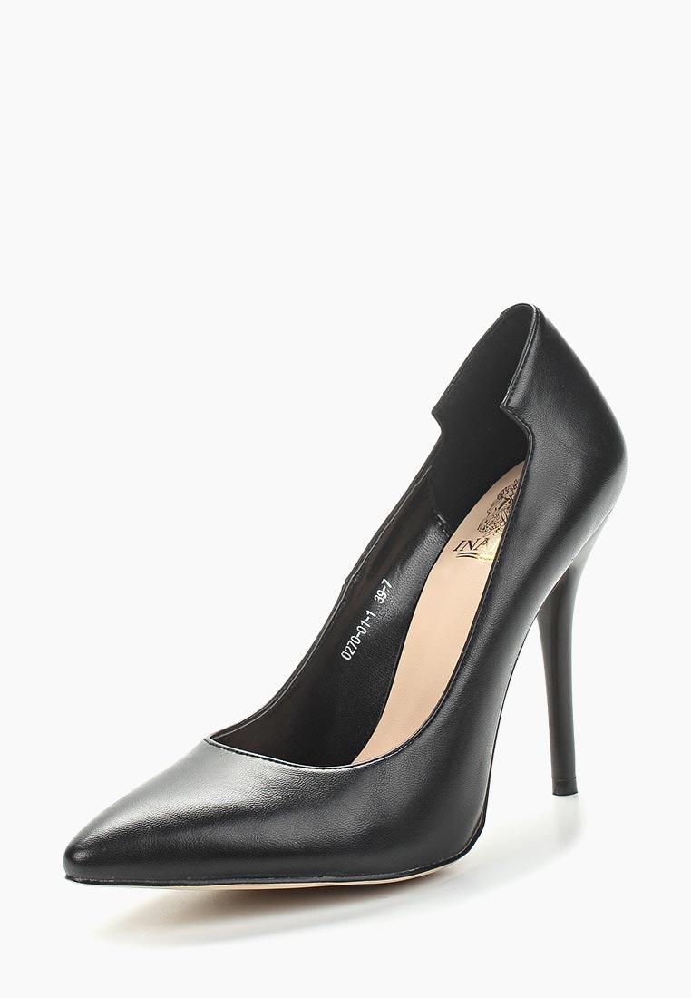 Женские туфли Inario (Инарио) 0270-01-1