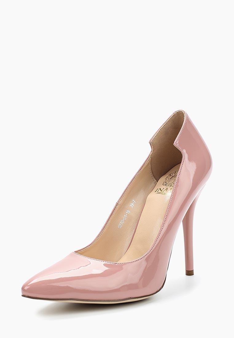 Женские туфли Inario (Инарио) 0270-01-19