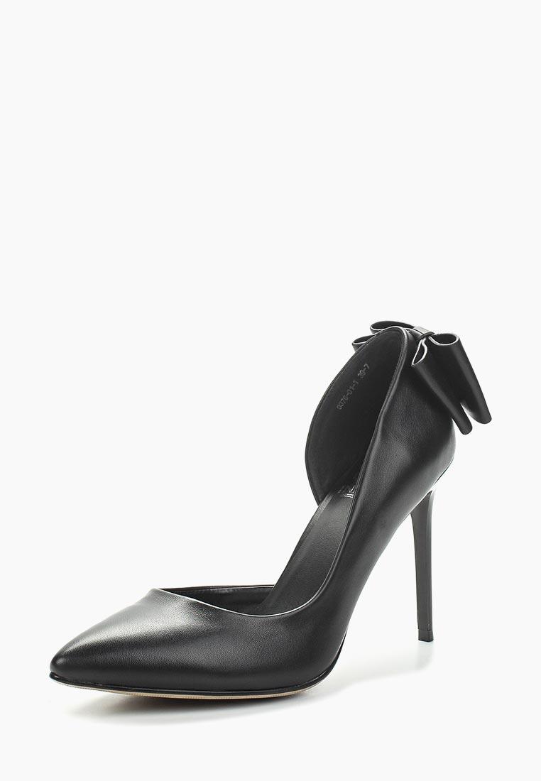 Женские туфли Inario (Инарио) 0376-01-1
