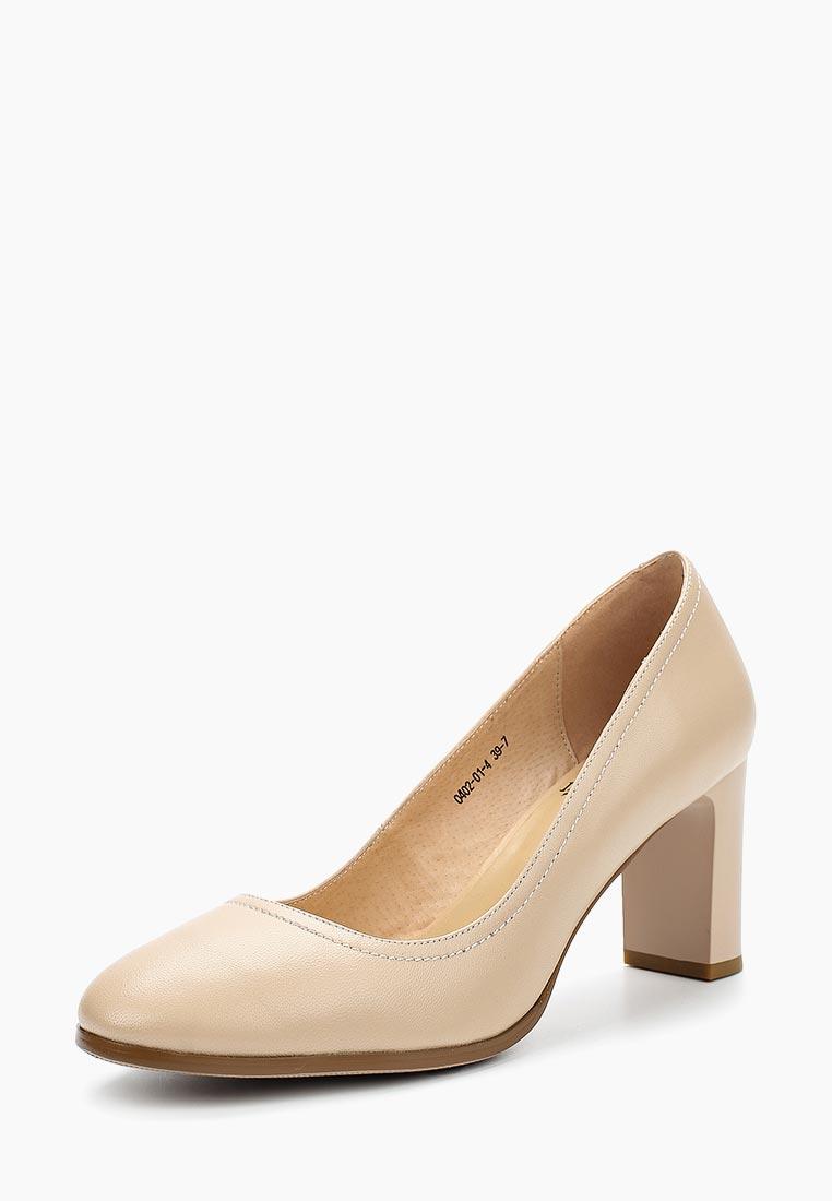 Женские туфли Inario (Инарио) 0402-01-4