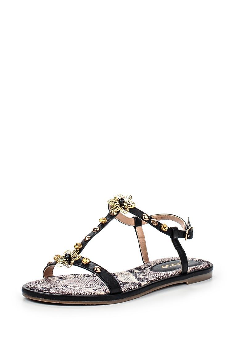 Женские сандалии Inario (Инарио) 1023-05-1