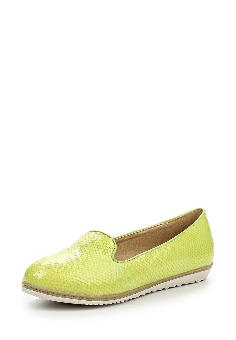 Туфли на плоской подошве Inario (Инарио) 1103-03-14