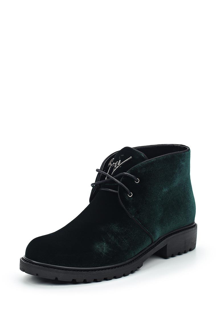 Женские ботинки Inario (Инарио) 18259-01-21A