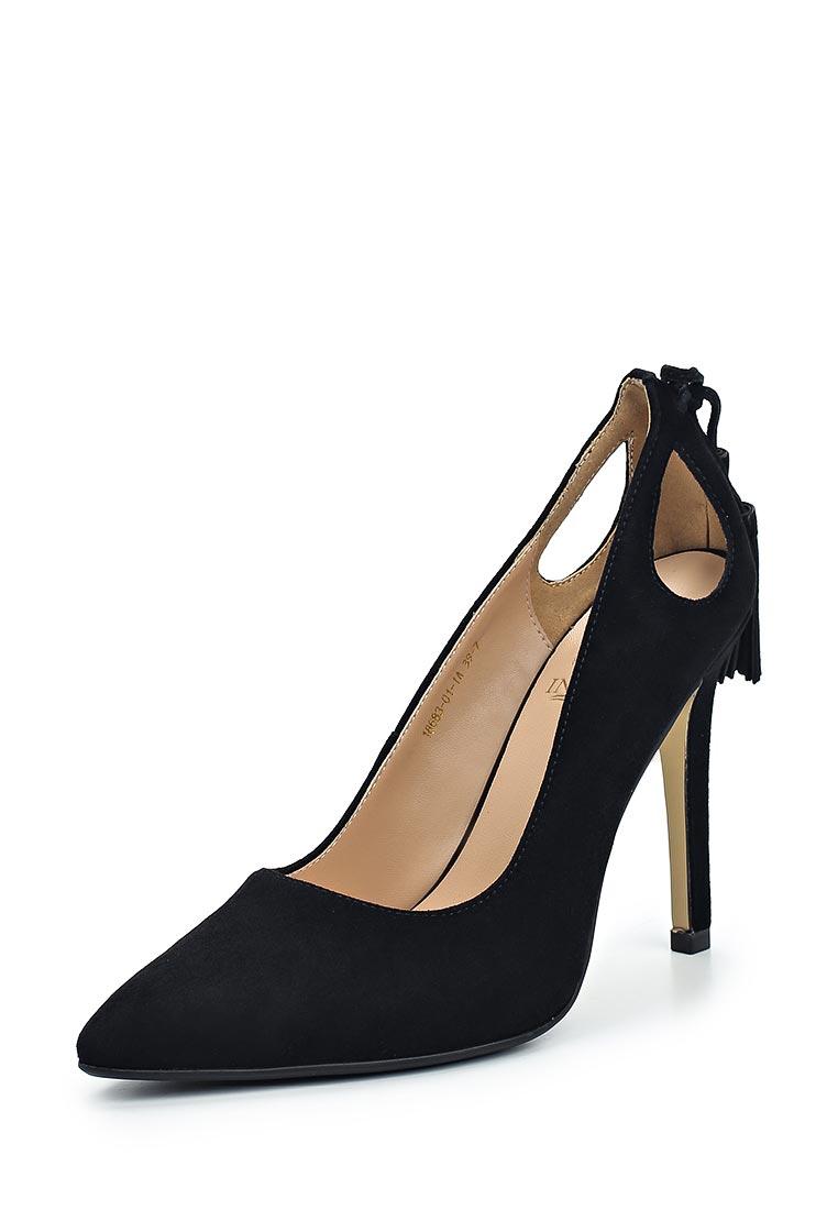Женские туфли Inario (Инарио) 18683-01-1A