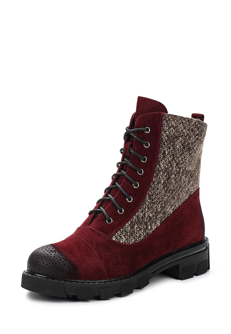 Женские ботинки Inario (Инарио) 18406-01-17