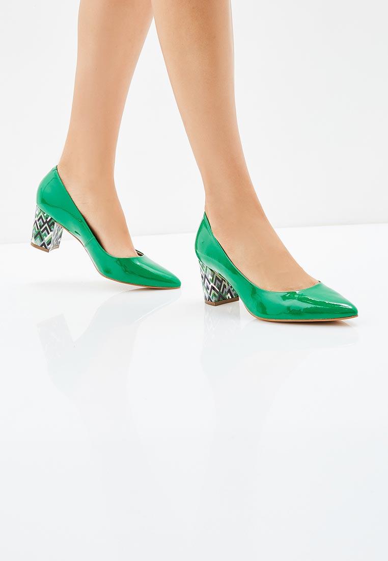 Женские туфли INDIANA 7456-377-472: изображение 5