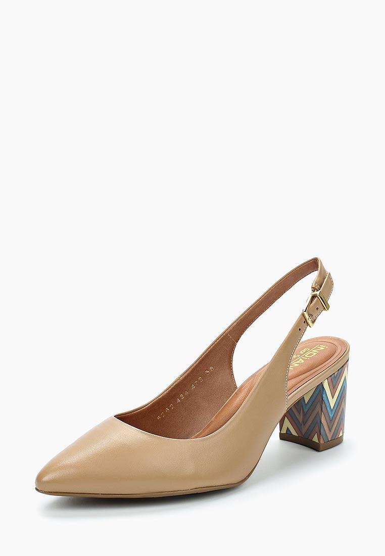 Женские туфли INDIANA 8262-434-472SOFT