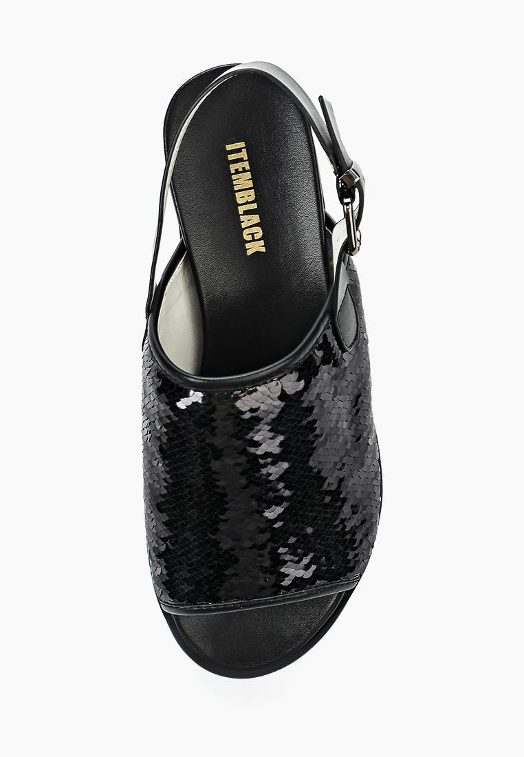 Женские сандалии Item Black L-101-X1041-1: изображение 4