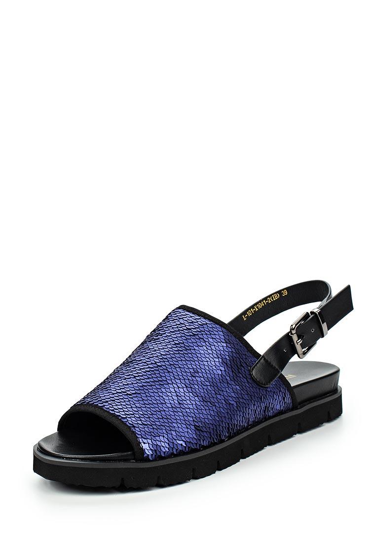 Женские сандалии Item Black L-101-X1041-2