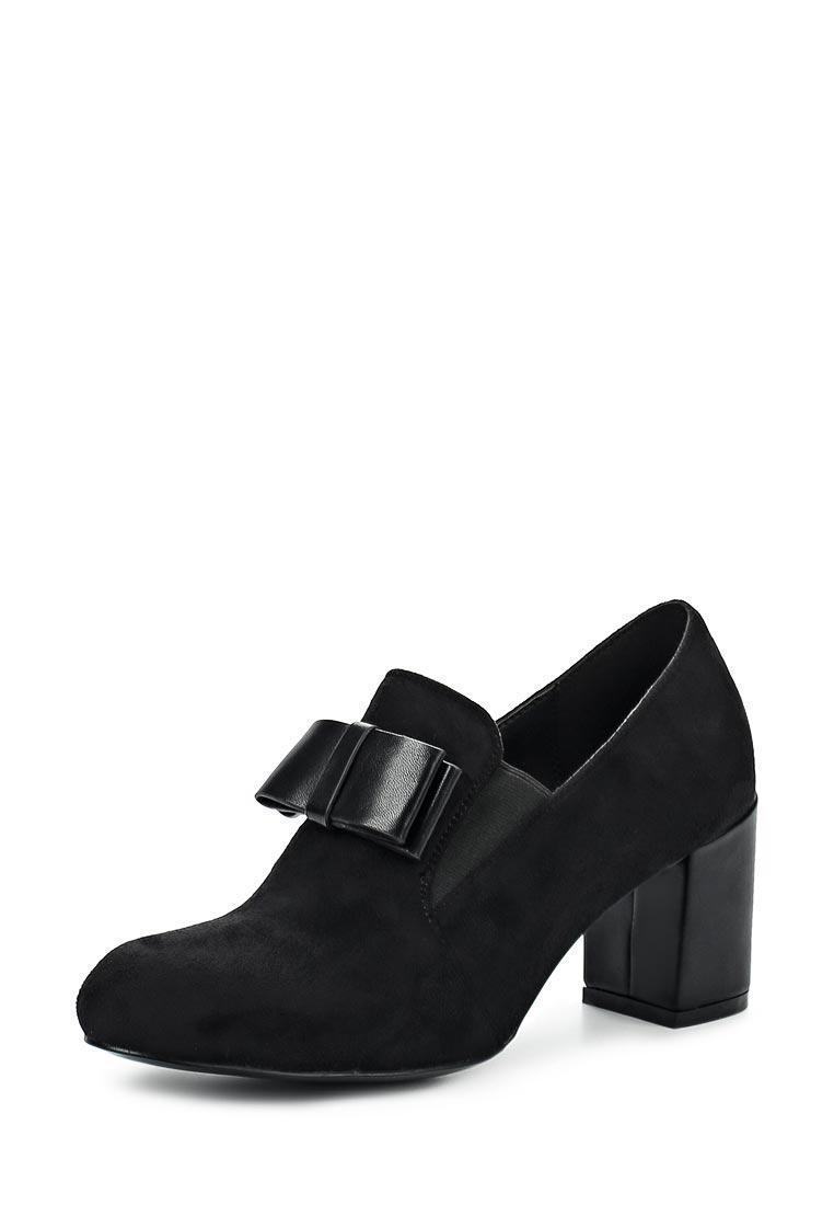 Женские туфли Item Black S-Y211-A1157-1