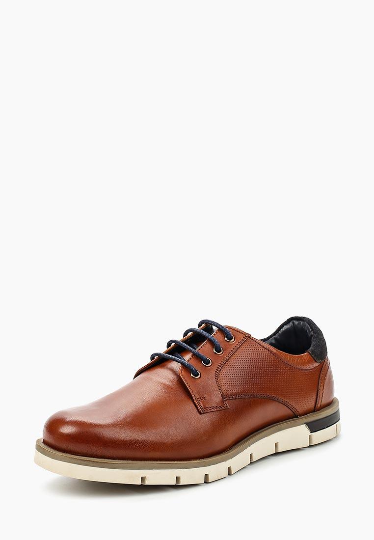 Мужские туфли ITI 1002Cognac