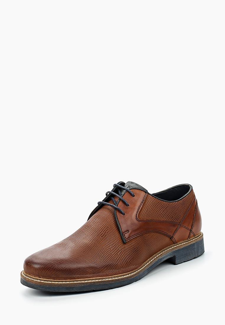 Мужские туфли ITI 9073