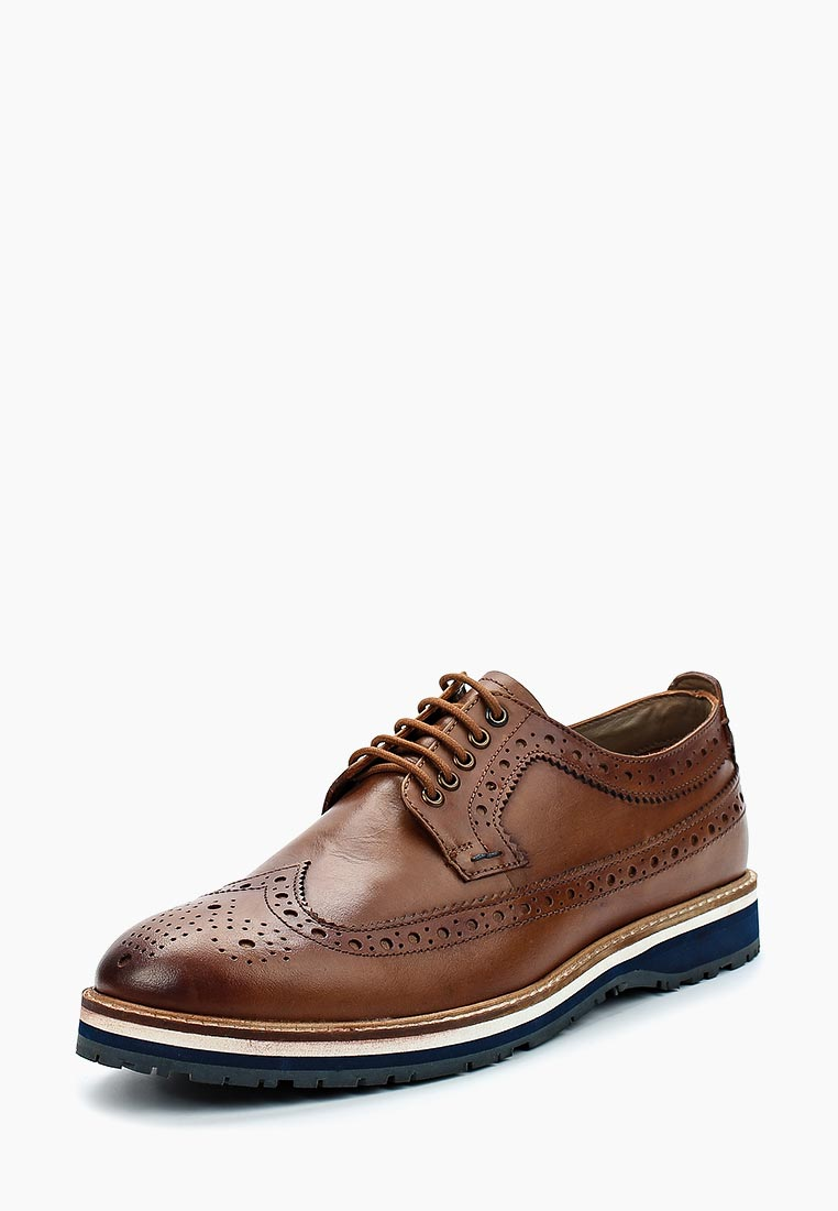 Мужские туфли ITI 1248