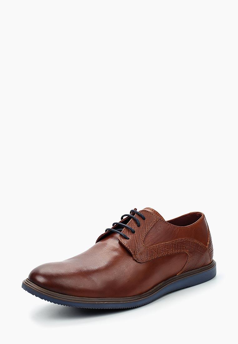 Мужские туфли ITI 7146