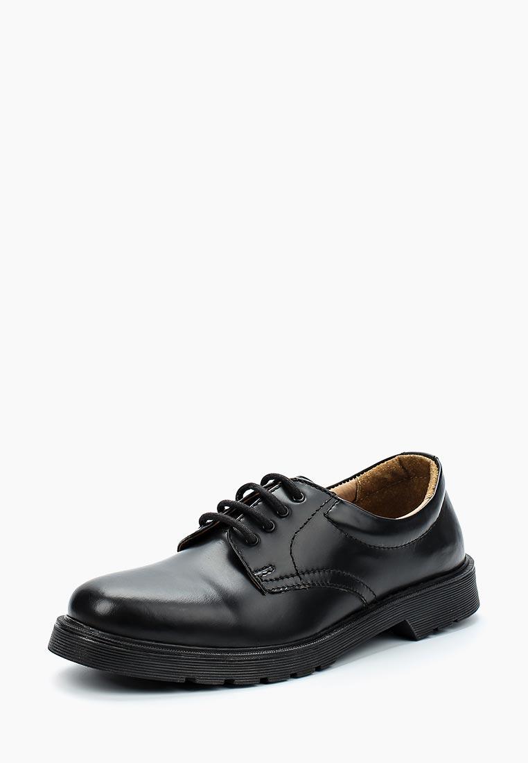 Мужские ботинки ITI FS-R-1702 full black