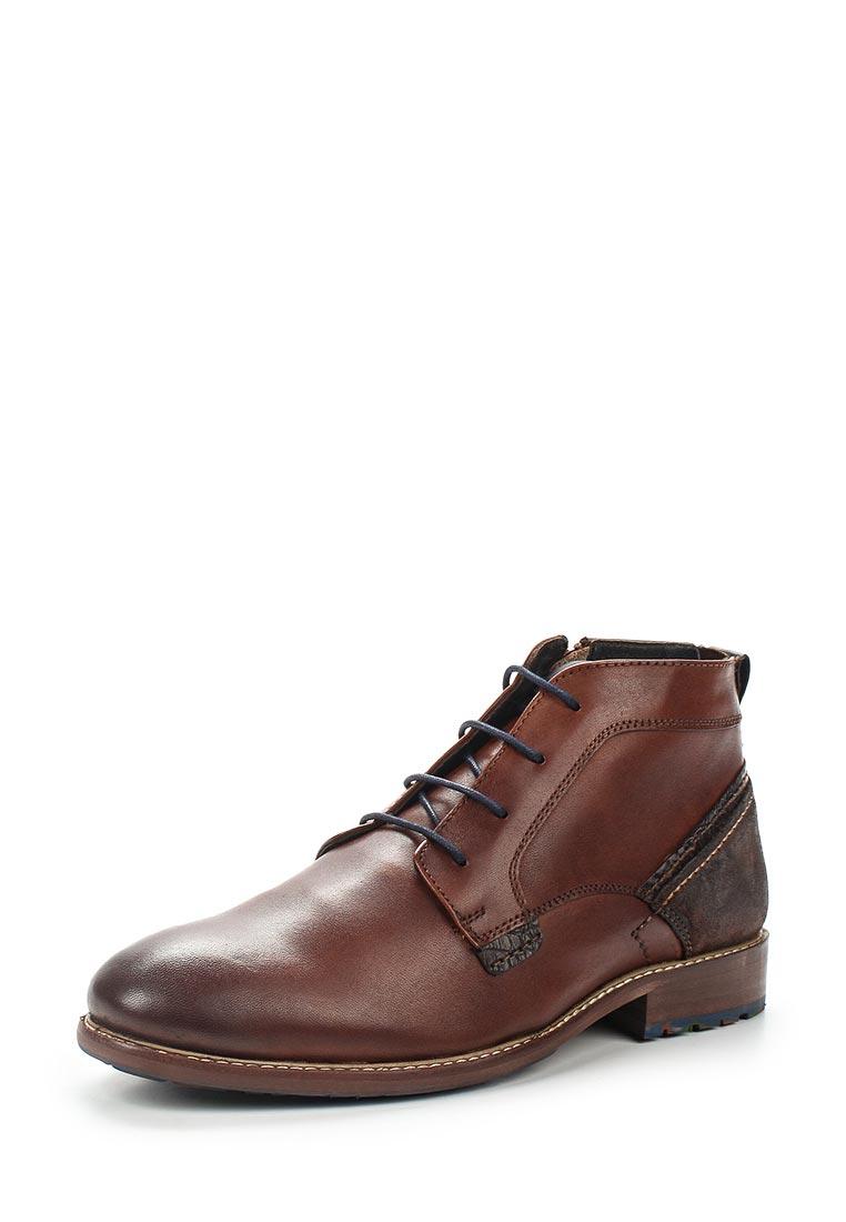 Мужские ботинки ITI 8054