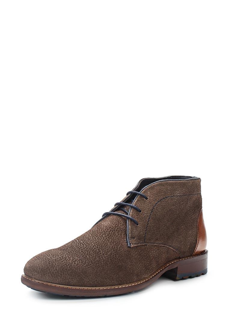 Мужские ботинки ITI 8057