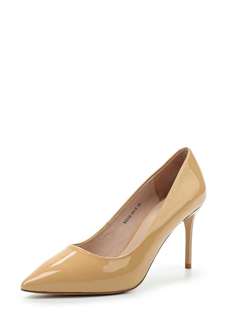 Женские туфли Ivolga (Иволга) VG018-0616