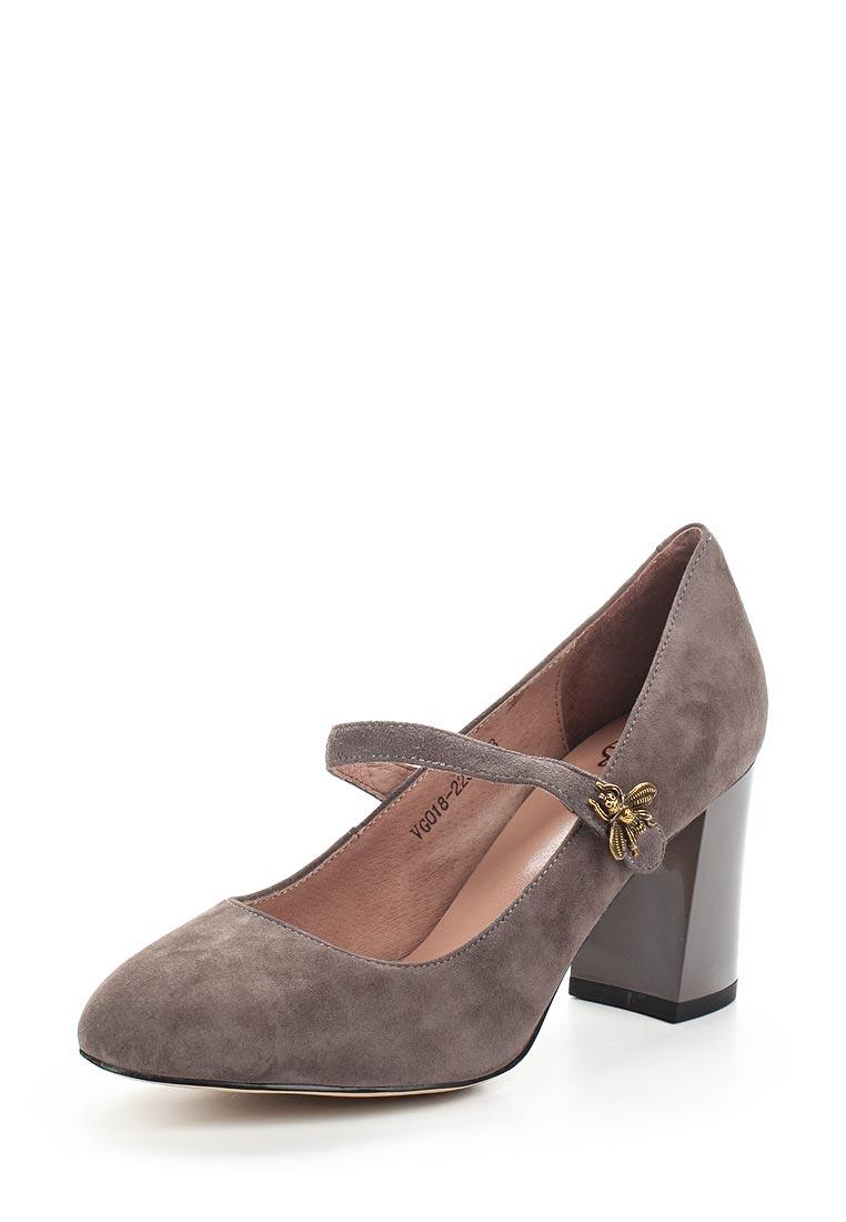 Женские туфли Ivolga (Иволга) VG018-2238