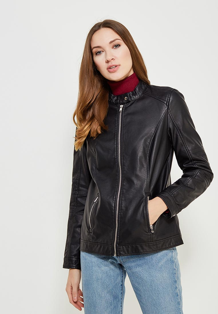 Кожаная куртка Iwie 8572820