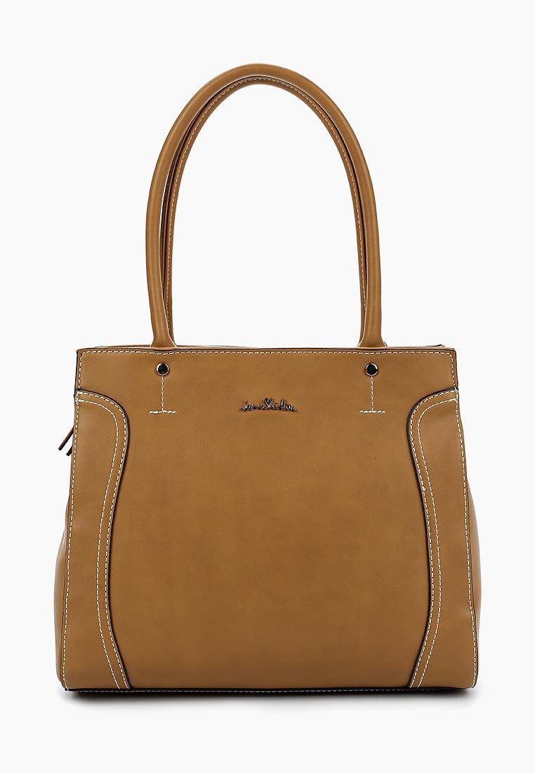 Пляжная сумка Jane Shilton 2395camel