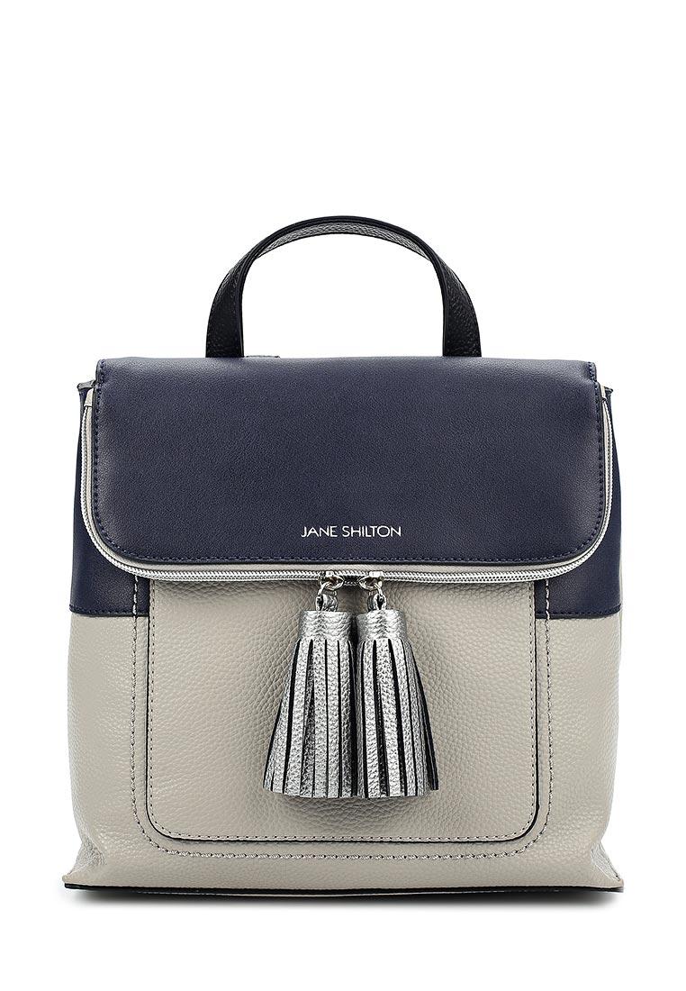 Городской рюкзак Jane Shilton 2372м_grey