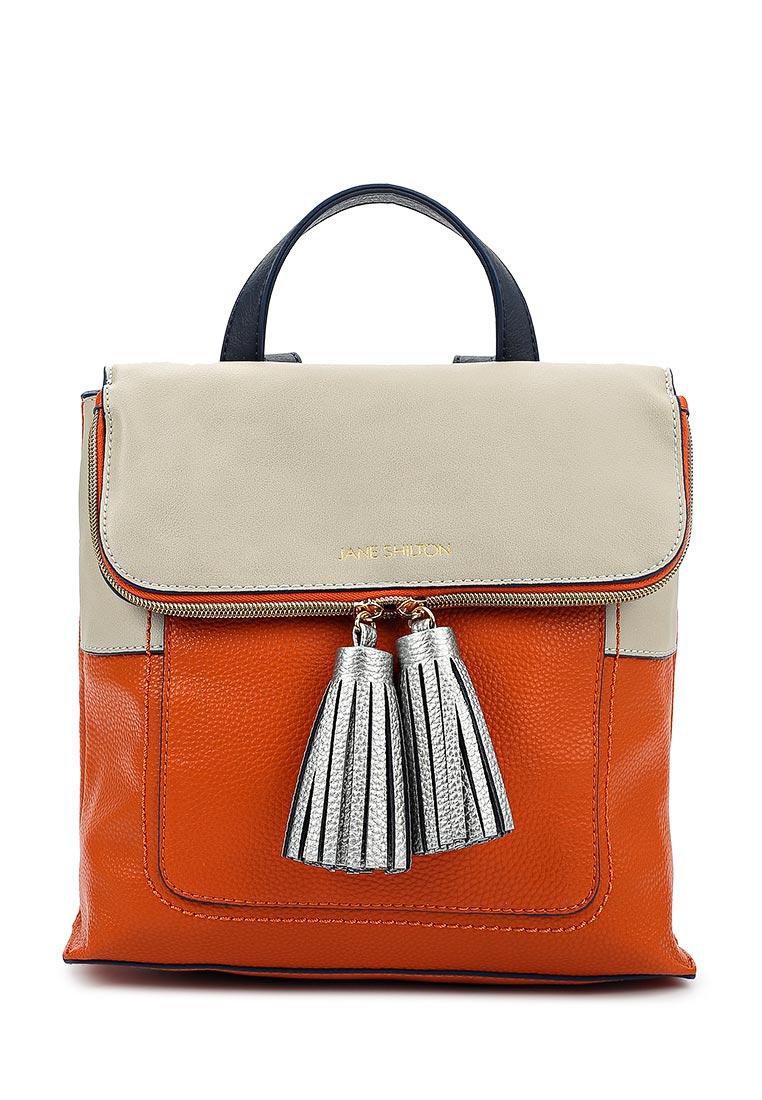 Городской рюкзак Jane Shilton 2372м_orange