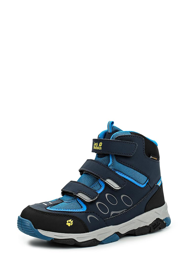 Ботинки для мальчиков Jack Wolfskin 4020461-1121