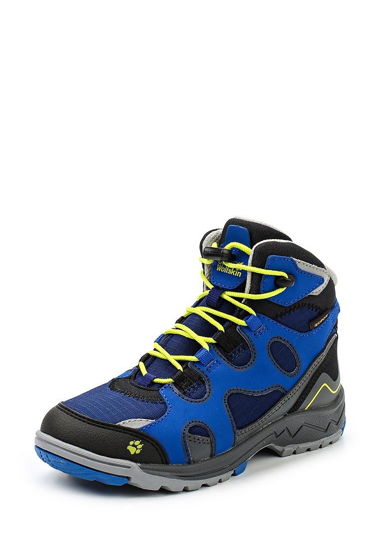 Ботинки для мальчиков Jack Wolfskin 4016571-1085
