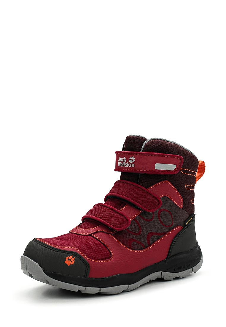 Ботинки для девочек Jack Wolfskin 4028351-2501