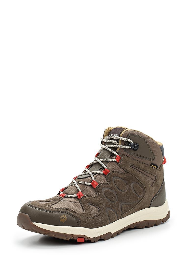 Мужские ботинки Jack Wolfskin 4022311-2001