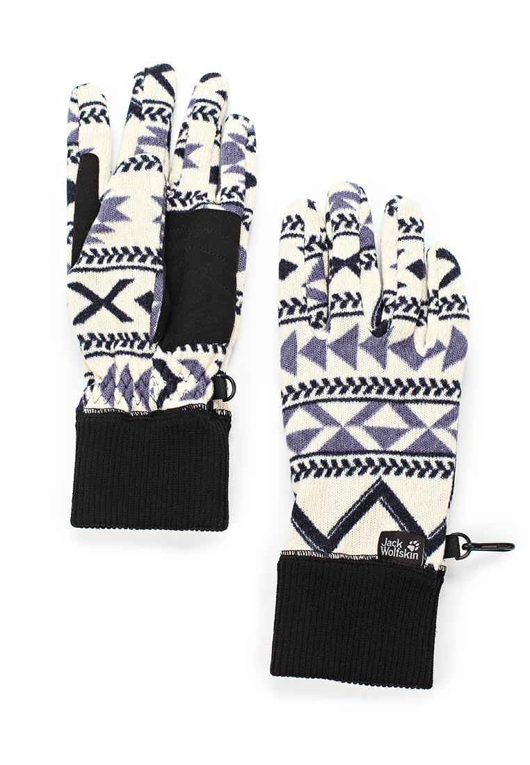 Женские перчатки Jack Wolfskin 1906621-7775