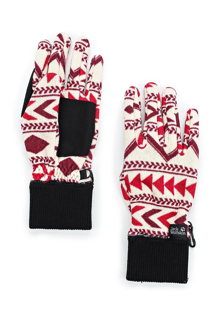 Женские перчатки Jack Wolfskin 1906621-7801