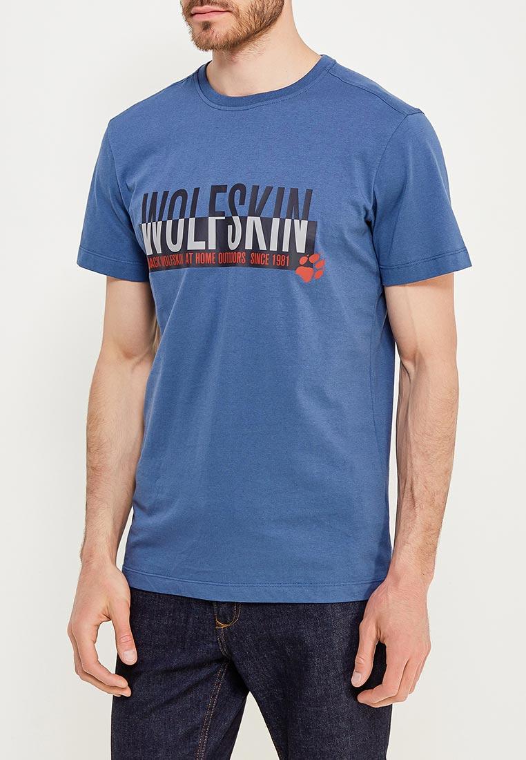 Футболка Jack Wolfskin 1805641-1589